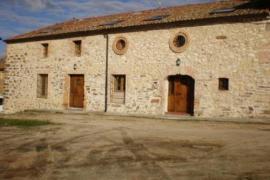 La Caseria I y II casa rural en Mozoncillo (Segovia)