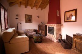 La Cochera de Don Paco casa rural en Fresno De Cantespino (Segovia)
