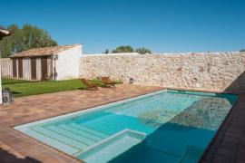 La Fuente del Pinar casa rural en Valdesimonte (Segovia)