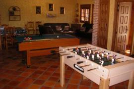 La Mansión casa rural en Navas De Oro (Segovia)
