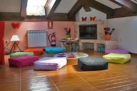 La Perseverancia - Casa de Azúcar casa rural en Aldehuelas (Segovia)