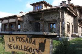 La Posada de Gallegos casa rural en Gallegos (Segovia)