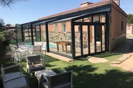 Las Carcavas de Ituero  casa rural en Ituero Y Lama (Segovia)
