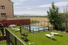 Miradiez casa rural en Espirdo (Segovia)