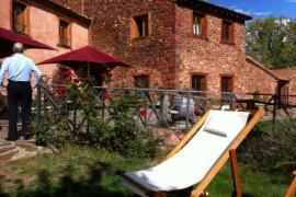 Molino de La Ferrería casa rural en Riaza (Segovia)