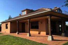 Villa El Berrocal casa rural en Ortigosa Del Monte (Segovia)