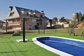 VUT Los Olivos casa rural en Nava De La Asuncion (Segovia)