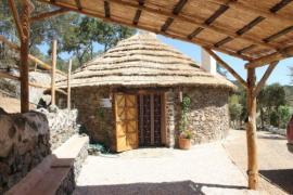 Alojamiento Los Chozos casa rural en Cazalla De La Sierra (Sevilla)