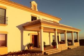La Carlina casa rural en Las Navas De La Concepcion (Sevilla)