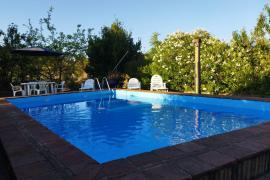 Colonia Galvan casa rural en Cazalla De La Sierra (Sevilla)