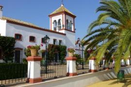 Hacienda De Oran casa rural en Utrera (Sevilla)
