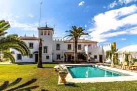 Hacienda El Corchuelo casa rural en Marchena (Sevilla)