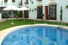 Hacienda Olontigi casa rural en Aznalcazar (Sevilla)