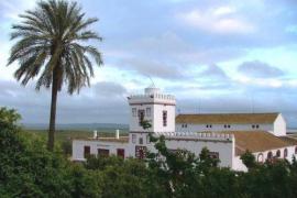 Hacienda San Felipe casa rural en Gerena (Sevilla)