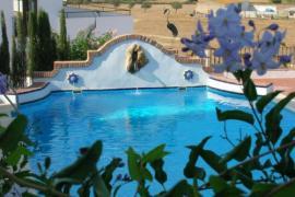 Hotel Vega De Cazalla casa rural en Cazalla De La Sierra (Sevilla)