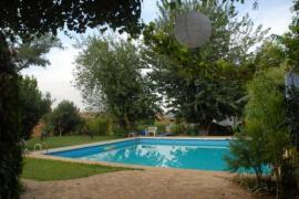 Huerta La Cansina casa rural en Mairena Del Alcor (Sevilla)