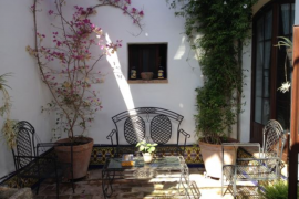 La Casita del Patio casa rural en Peñaflor (Sevilla)