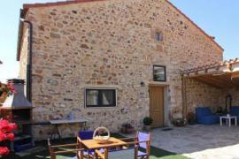 Los Albores casa rural en Almajano (Soria)