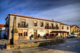 Los Villares casa rural en Los Villares De Soria (Soria)