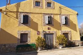 Casa La Abuela casa rural en Esteras De Medinaceli (Soria)