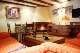 El Campillo I casa rural en Buitrago (Soria)
