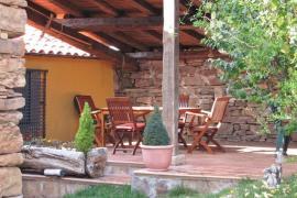 La Fragua I, II y III casa rural en Rebollar (Soria)