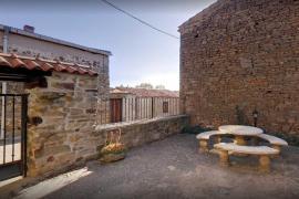 Nacimiento del Rio Alhama casa rural en Suellacabras (Soria)