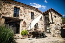 Quinta San Jorge casa rural en Vinuesa (Soria)