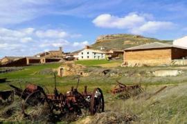 Tierras de Aguilera casa rural en Berlanga De Duero (Soria)