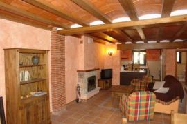Casa Rural Cal Sec casa rural en Vandellós I L´ Hospitalet De L´ Infant (Tarragona)