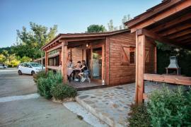 Camping Prades Park casa rural en Prades (Tarragona)