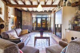 Can Pinyol casa rural en Llorac (Tarragona)