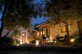 Casa La Faeneta casa rural en L' Ampolla (Tarragona)