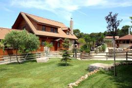 Finca Sanumais casa rural en Cabra Del Camp (Tarragona)