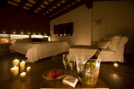 Hotel Mas Mariassa casa rural en Pratdip (Tarragona)