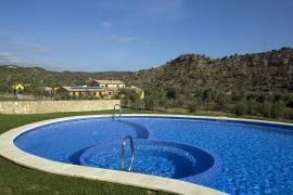 Hotel Riu de Baix casa rural en Flix (Tarragona)