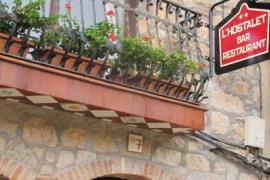 L´ Hostalet casa rural en L' Arboli (Tarragona)