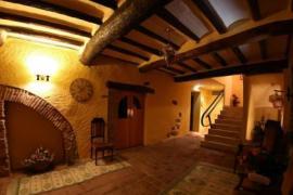 La Tartrana de Cal Munter casa rural en Vilaplana (Tarragona)