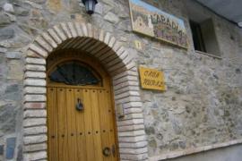 L'abadia casa rural en La Vilella Alta (Tarragona)