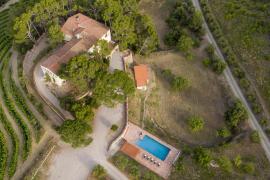 Mas Barbat casa rural en Figuerola Del Camp (Tarragona)