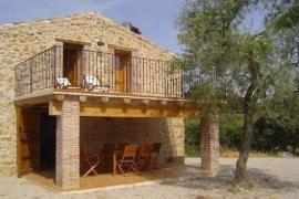 Mas de Carlets casa rural en Horta De Sant Joan (Tarragona)