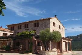 Mas de la Cadeneta casa rural en Mont Ral (Tarragona)