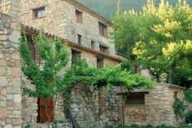 Mas de Vilella casa rural en Alcover (Tarragona)