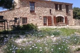 Mas del Salín casa rural en Cornudella De Montsant (Tarragona)
