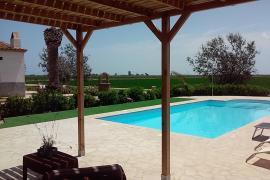 Mas del Tancat casa rural en Amposta (Tarragona)