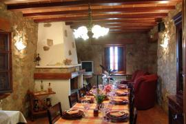 Mas La Torre casa rural en Mont Ral (Tarragona)