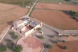Mas Rossell casa rural en El Pla De Santa Maria (Tarragona)