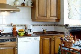 Mas Sans casa rural en Figuerola Del Camp (Tarragona)