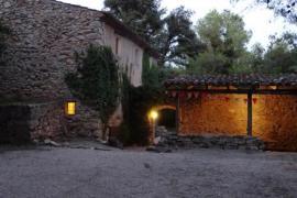 Masia Els Cups casa rural en Aiguamurcia (Tarragona)