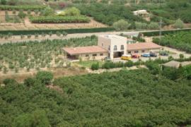 Torre de N´Aubi casa rural en Riudoms (Tarragona)